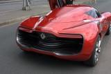 FOTO: Renault DeZir surprins in Paris28001