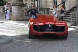 FOTO: Renault DeZir surprins in Paris28002
