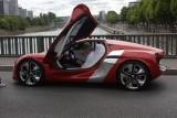 FOTO: Renault DeZir surprins in Paris28003