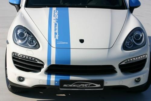 SpeedART imbunatateste noul Porsche Cayenne hibrid27978