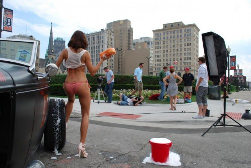 Making Of: Calendarul Miss Tuning 201127949