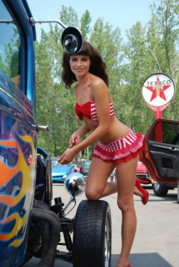 Making Of: Calendarul Miss Tuning 201127962