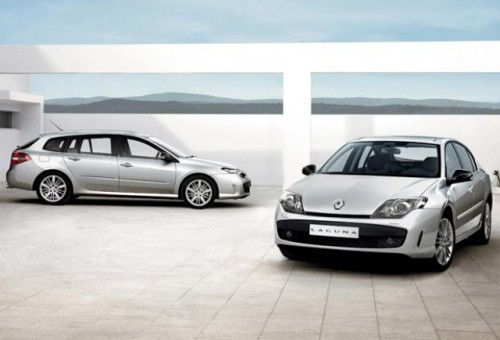 Renault va prezenta la Paris noul Laguna facelift27934