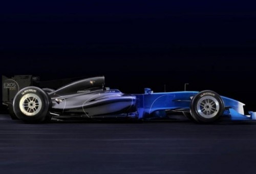 Lotus Exos T125, masina de Formula 1 pentru civili27864