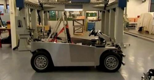VIDEO: Gordon Murray vorbeste despre modelul urban T2527859