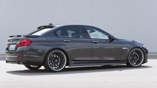 Noul BMW Seria 5 tunat de Hamann27840