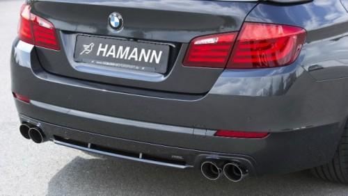 Noul BMW Seria 5 tunat de Hamann27843