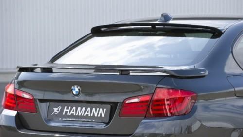 Noul BMW Seria 5 tunat de Hamann27845