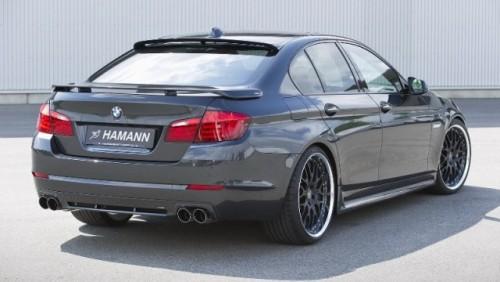 Noul BMW Seria 5 tunat de Hamann27846