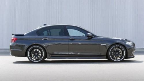 Noul BMW Seria 5 tunat de Hamann27850