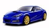 Subaru lucreaza la dezvoltarea noului coupe27835