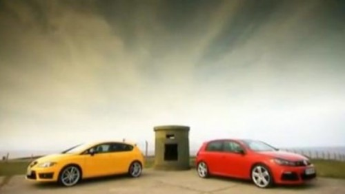 VIDEO: Volkswagen Golf R vs. Seat Leon Cupra27834
