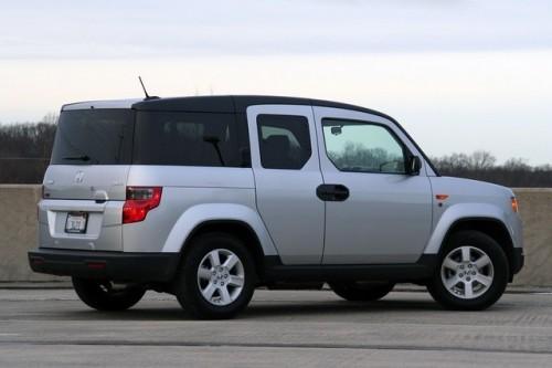 Honda face recall la modelul Element27812