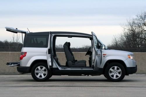 Honda face recall la modelul Element27814