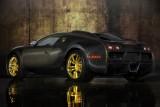 Bugatti Veyron, tunat in aur si fibra de carbon27780