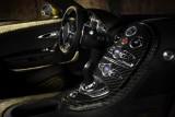 Bugatti Veyron, tunat in aur si fibra de carbon27789