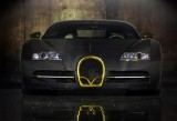 Bugatti Veyron, tunat in aur si fibra de carbon27772