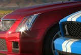 VIDEO: Cadillac CTS-V Coupe vs Shelby GT50027746
