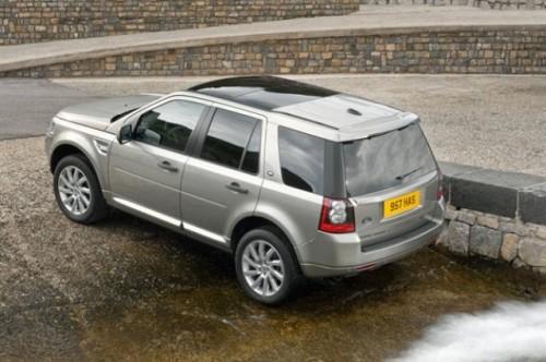Land Rover a prezentat noul  Freelander facelift27716