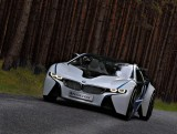 Supercarul BMW EfficientDynamics intra in linie dreapta27707