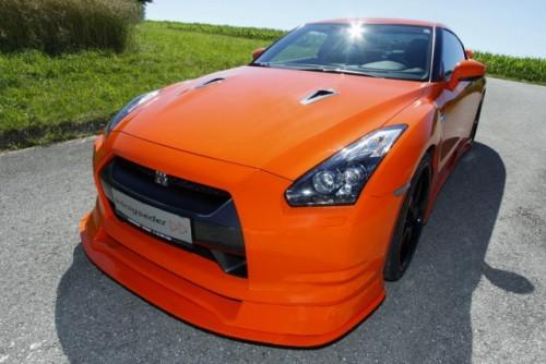 Nissan GT-R by Konigseder27688