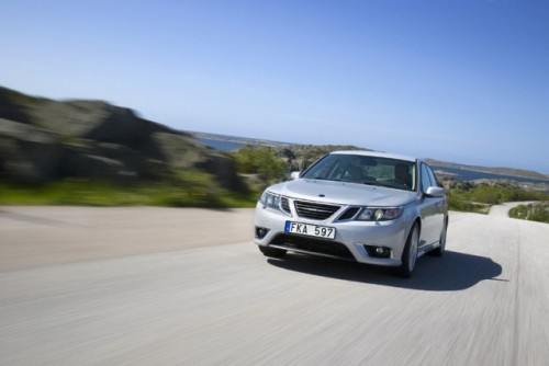 Saab 9-3 full electric e gata de teste27601