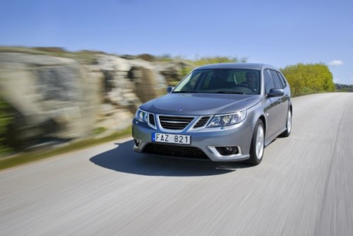 Saab 9-3 full electric e gata de teste27603
