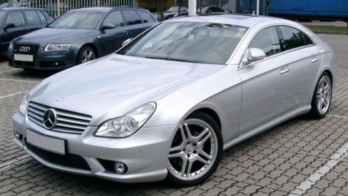 Mercedes a incetat productia modelului CLS27594
