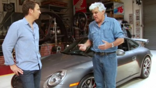 VIDEO: Porsche-ul 911 GT3 testat de Jay Leno's Garage27587