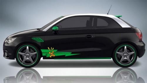 Audi A1 tunat de ABT27571