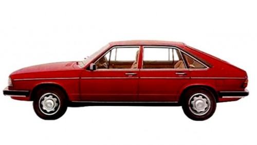 Noul Audi A7 Sportback are un predecesor din 197727561
