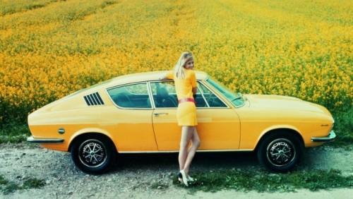 Noul Audi A7 Sportback are un predecesor din 197727565