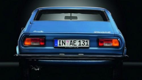 Noul Audi A7 Sportback are un predecesor din 197727568