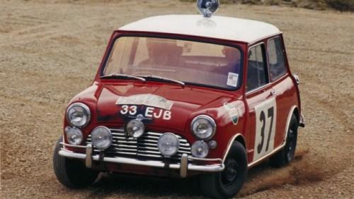 Mini va intra in WRC incepand cu 201127550