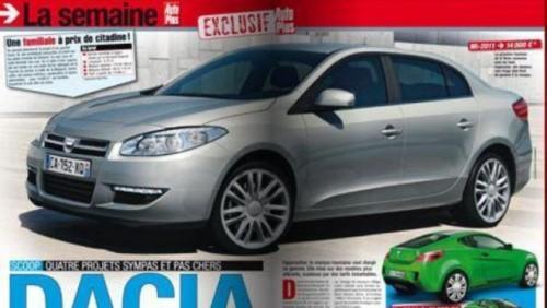 Dacia pregateste un nou Logan pentru 201227546