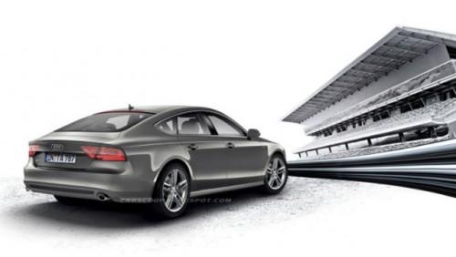 Primele detalii cu privire la noul Audi A7 Sportback S-line27540
