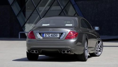 GALERIE FOTO: Noul Mercedes CL63 si CL65 AMG27440