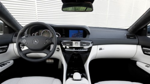GALERIE FOTO: Noul Mercedes CL63 si CL65 AMG27452