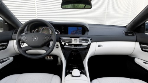 GALERIE FOTO: Noul Mercedes CL63 si CL65 AMG27453