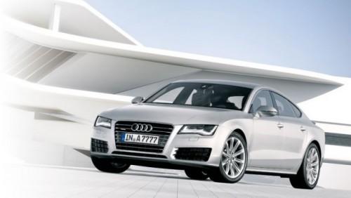 Iata primele imagini cu noul Audi A7 Sportback!27429