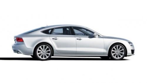 Iata primele imagini cu noul Audi A7 Sportback!27430