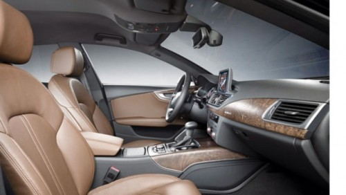 Iata primele imagini cu noul Audi A7 Sportback!27431