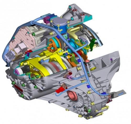 Ford pregateste un nou Focus ST.27406