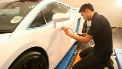 VIDEO: Cea mai scumpa spalatorie auto din lume27355