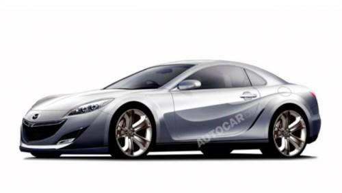 Mazda pregateste un nou model RX-9 supraalimentat27321