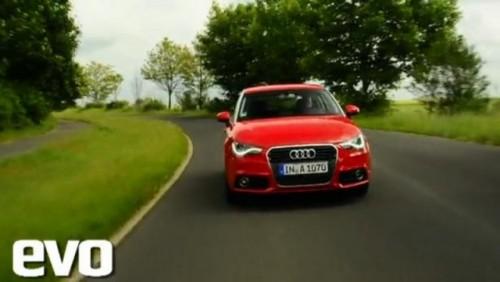 VIDEO: modelul Audi A1 testat de jurnalistii de la EVO27313