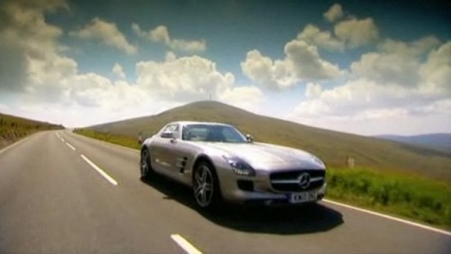 VIDEO: Fifth Gear testeaza modelul Mercedes SLS AMG27275