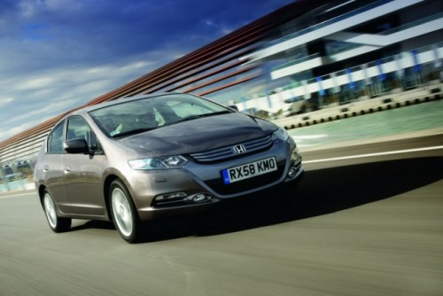 Honda Insight Hybrid primeste un facelift minor27271
