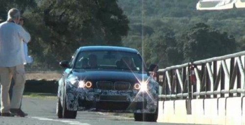 VIDEO: Primul test cu BMW Seria 1 M Coupe27236
