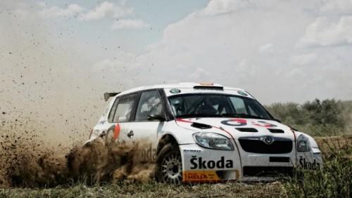 Skoda Fabia S2000, prezentata in Romania27230